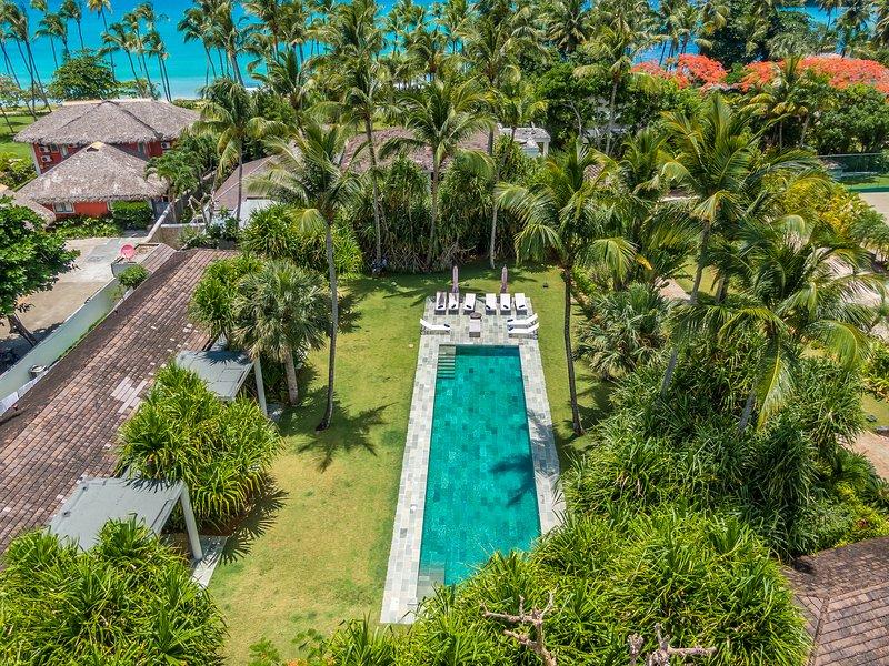 Beach Front Villa Mayimbe , breakfast inclued, holiday rental in Nagua