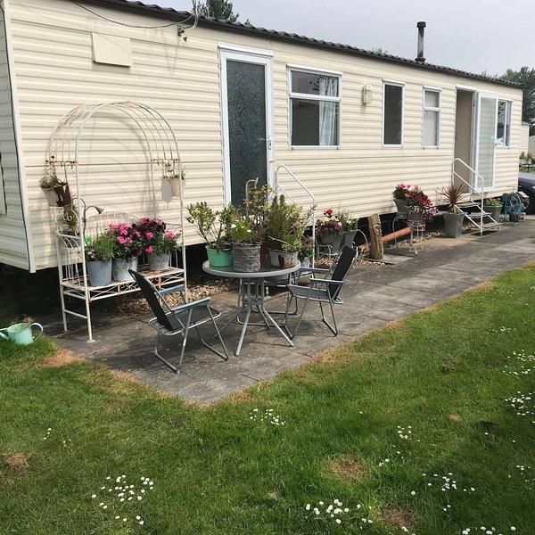 Peterskegnesscaravanholidays, holiday rental in Friskney
