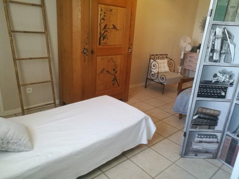 Location de chambres d'hôtes à proximité de Jard-sur-mer, location de vacances à Poiroux