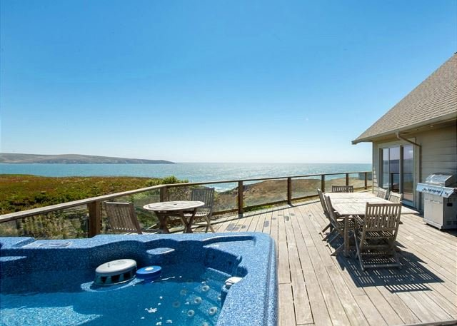 'Tide Pool' Hot tub,Game room, Beach Path!, casa vacanza a Dillon Beach