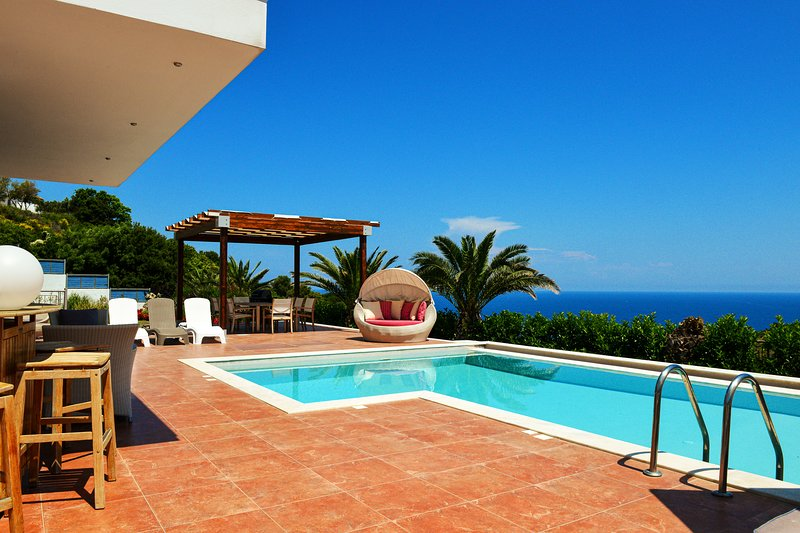 Aries Villas Collection - Villa Sagittarius, location de vacances à Sporades