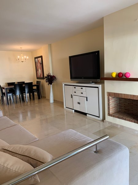 Luxury apartment Guadalmina, holiday rental in Nueva Andalucia