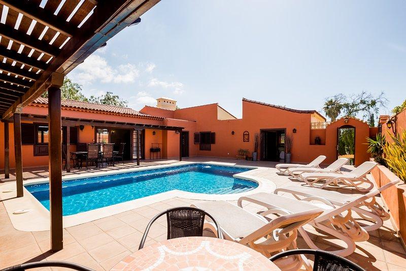 Villa Esselle, vacation rental in Golf del Sur
