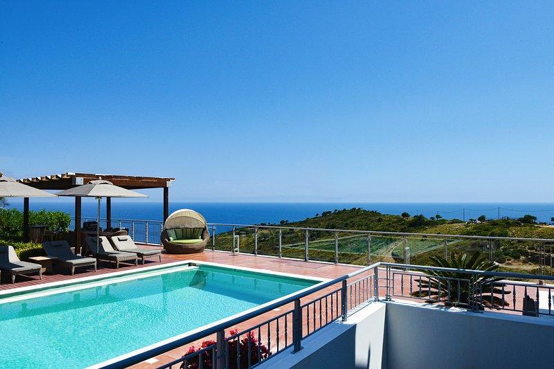 Aries Villas Collection - Villa LEO, location de vacances à Skiathos