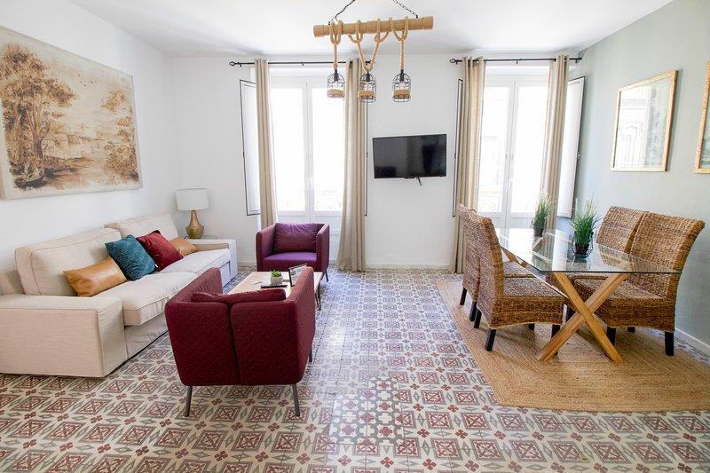 Tetuan 3D, holiday rental in La Campana