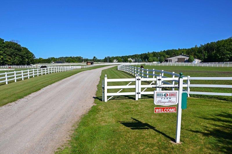 Brek-N-Ridge Farm is the place to be!