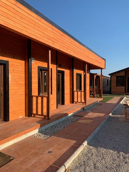 Recinto As Casiñas, holiday rental in Cangas do Morrazo