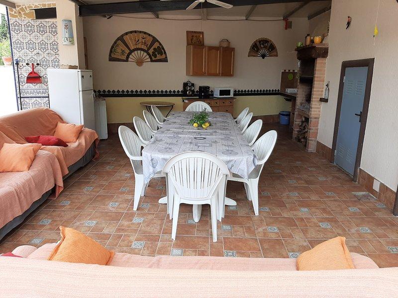 Casa Rural Maria Cinta, location de vacances à L'Ampolla