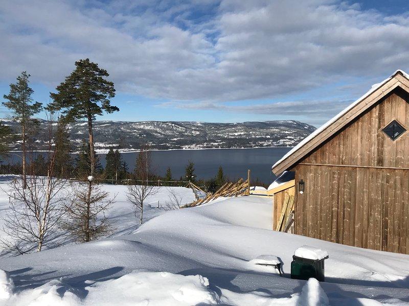 Villa Fjara and Annex Fjara sleeps 30, vacation rental in Hedmark