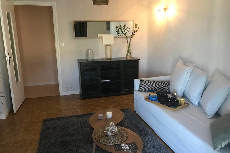 � Le Genevois - 2 bedrooms apartment, holiday rental in Sillingy