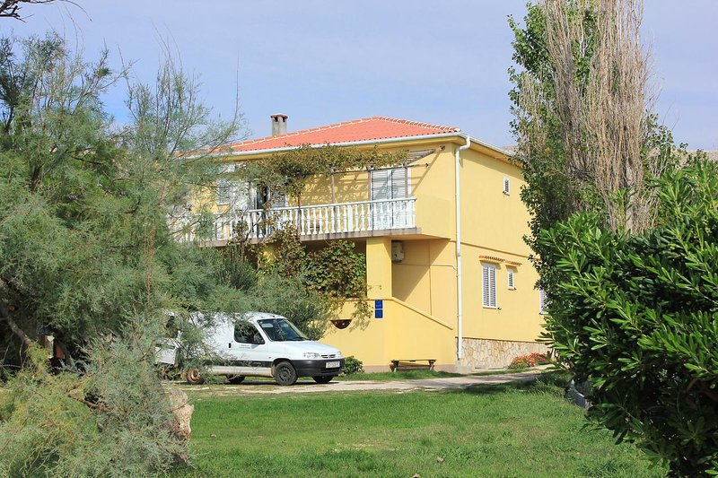 Studio flat Dinjiška, Pag (AS-9386-a), casa vacanza a Dinjiska