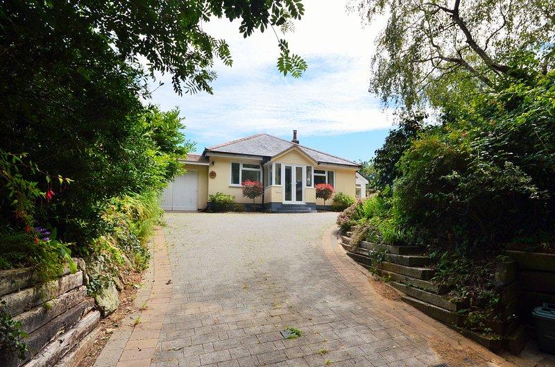 Woodside Cottage, Ferienwohnung in Godshill