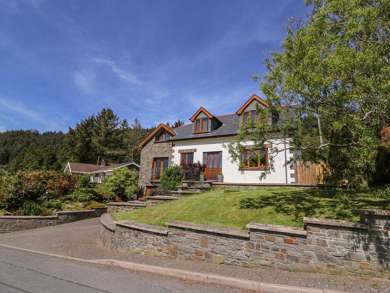 Derwen Haidd, Llanafan, location de vacances à Pont-Rhyd-y-Groes