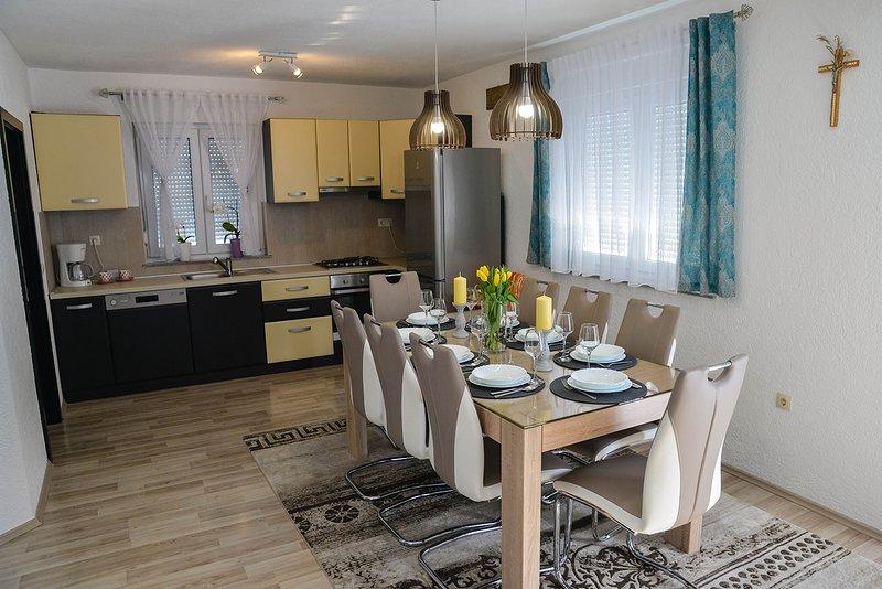 Villa Nela Imotski-Makarska, vacation rental in Velim