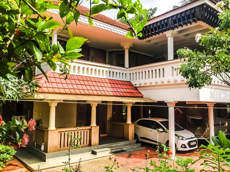 Nandanam Homestay (near Kochi Airport- 2 Bedrooms), vacation rental in Nedumbassery