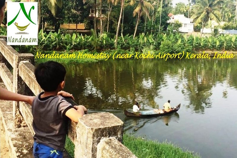 Nandanam Homestay (near Kochi Airport- Room No. 1), vacation rental in Nedumbassery