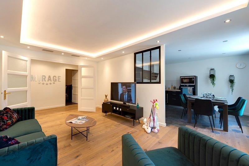 Le Mirage *****, holiday rental in Cran-Gevrier