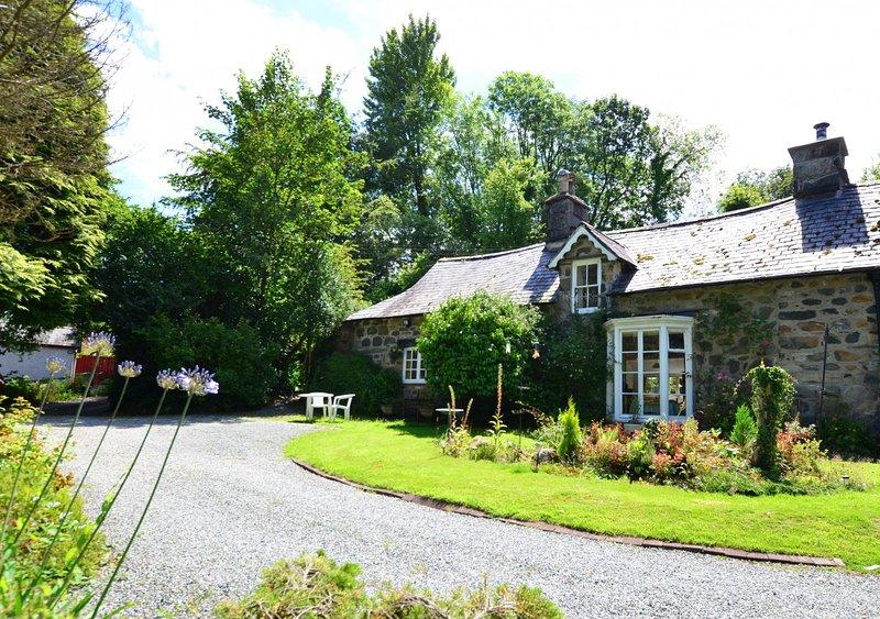 Bryn-yr-Odyn Cottage, holiday rental in Llanelltyd
