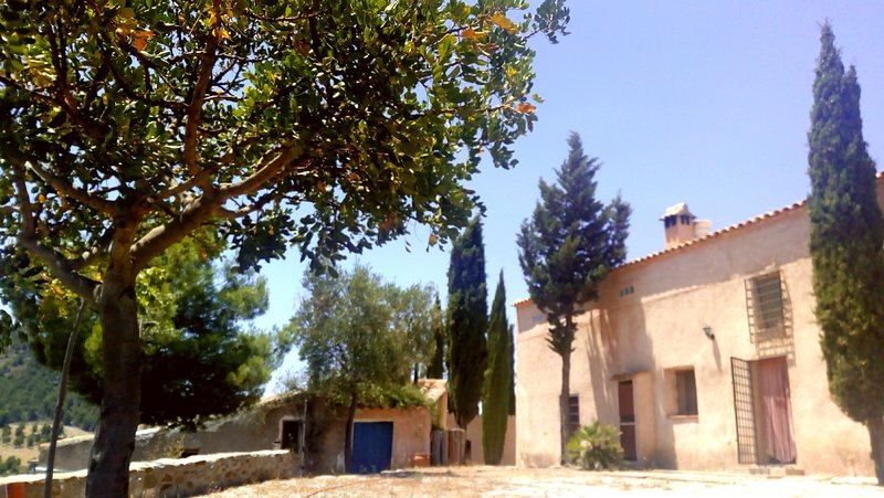 Big house with mountain view, holiday rental in Lorca