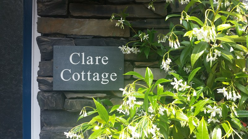Clare Cottage, holiday rental in Ambleside