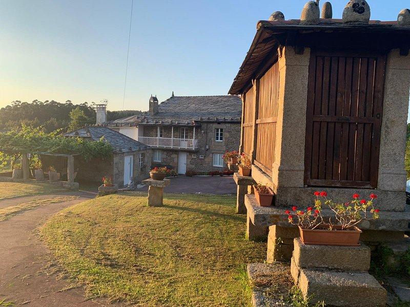 Casa Pereiro I 6 plazas, aluguéis de temporada em Cervo