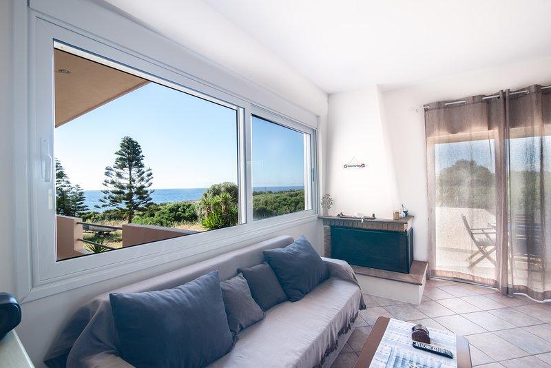 Naiada Stomio apartment, holiday rental in Kalo Nero