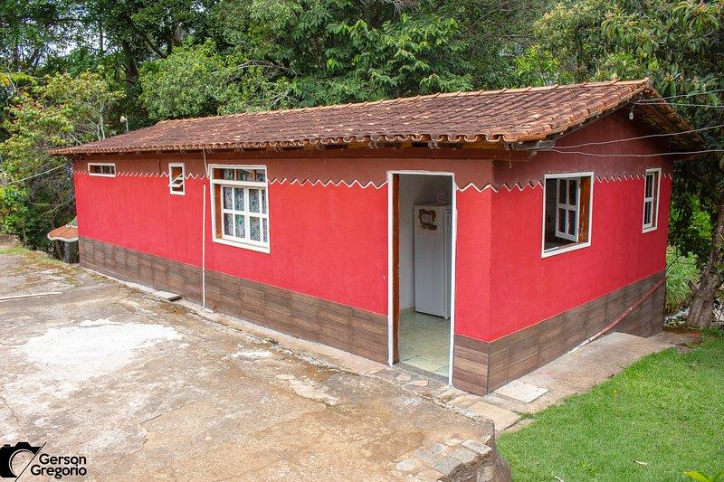 Casa da Montanha 1, holiday rental in Caparao