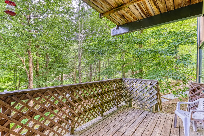 Can You Put A Stone Fireplace On Wood Deck - Fireplace Ideas