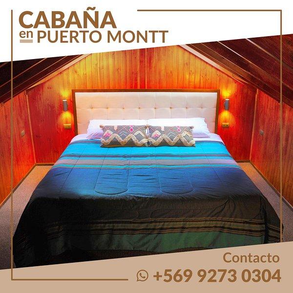 Cabaña en Puerto Montt, vacation rental in Los Lagos Region