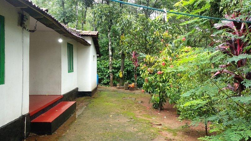 Verdant Vagamon Farm House, holiday rental in Idukki District