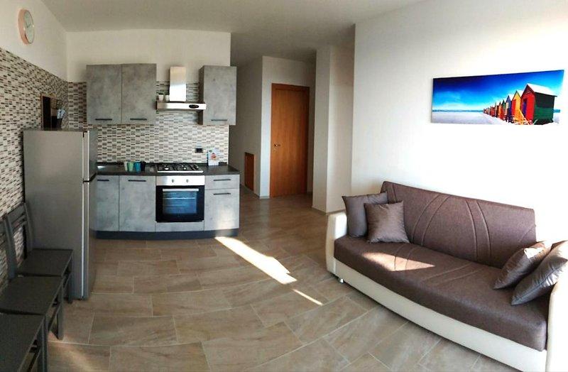 casa vacanza viamediterraneo39, vacation rental in Petacciato