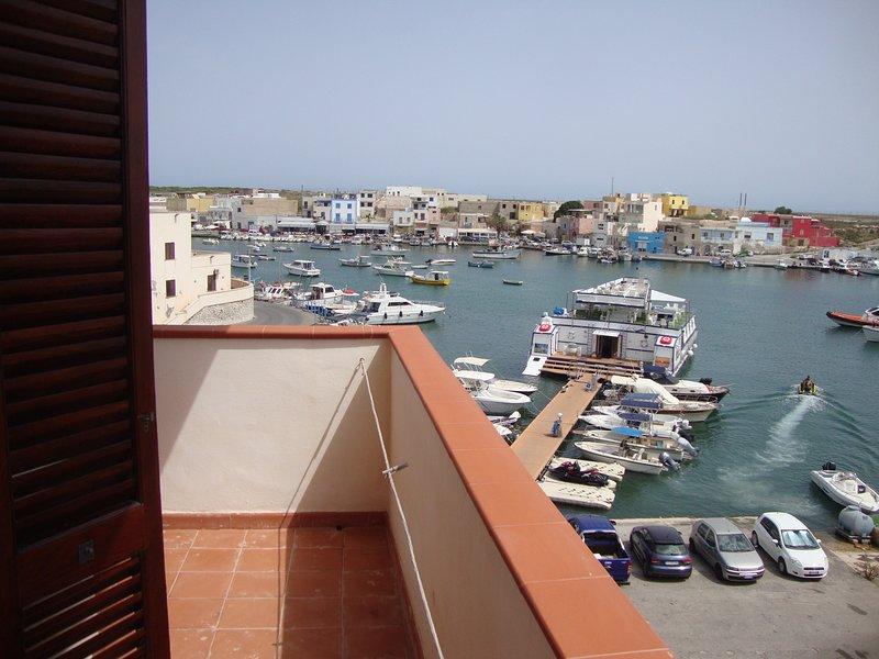APARTMENT PORT, Ferienwohnung in Lampedusa