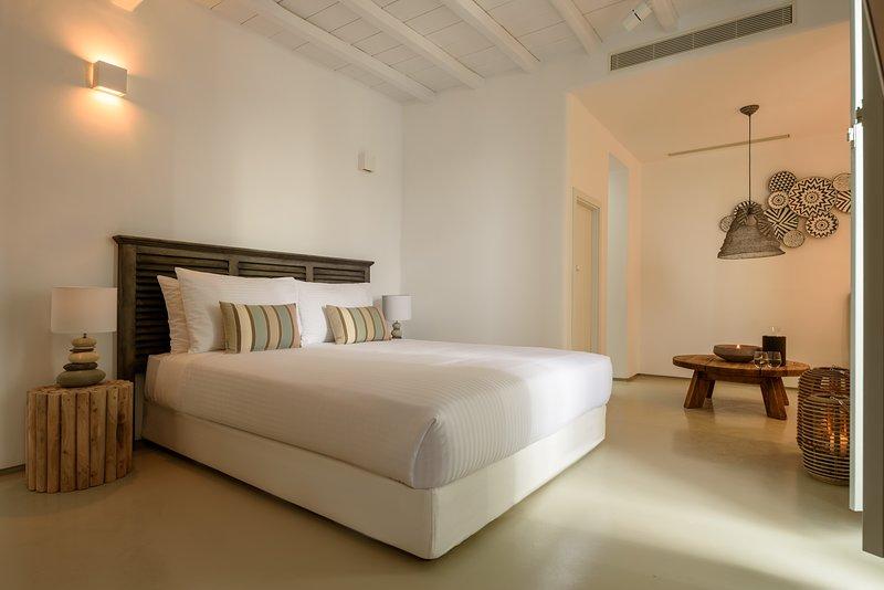 The Summit of Mykonos - Grand Vista Suite, Ferienwohnung in Kalo Livadi