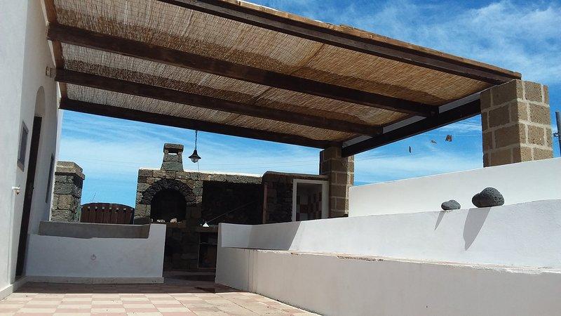 Karuscia – semesterbostad i Pantelleria Town