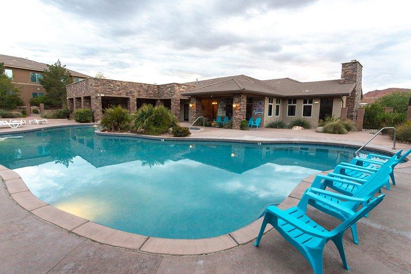Coral Springs Outdoor pool