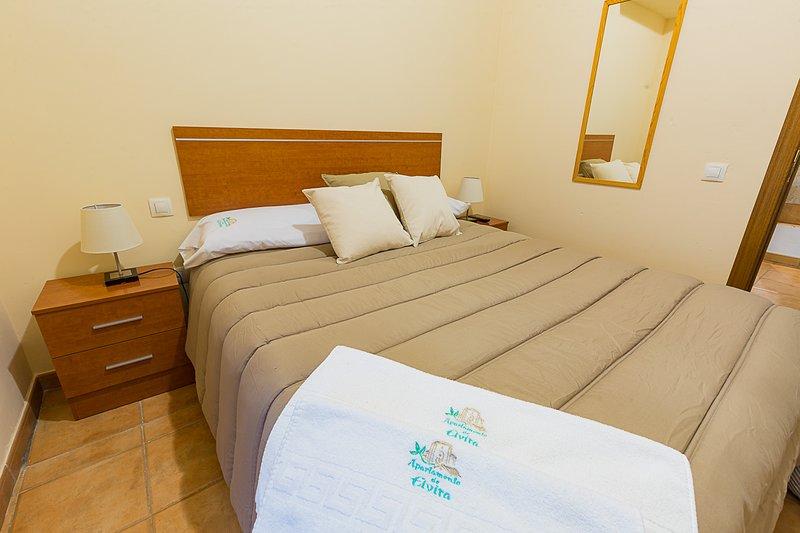 Apartamento de dos dormitorios en el centro de Chinchón, alquiler de vacaciones en Ciempozuelos