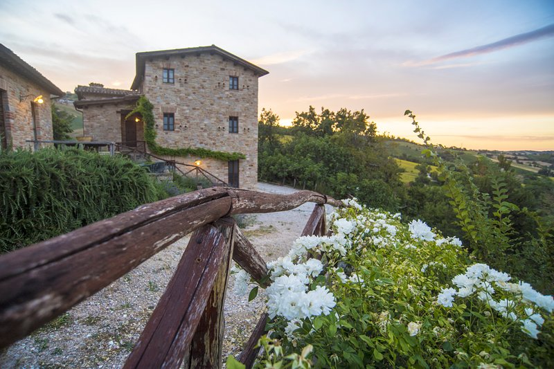 Force Villa Sleeps 12 with Pool - 5809348, holiday rental in Montefalcone Appennino