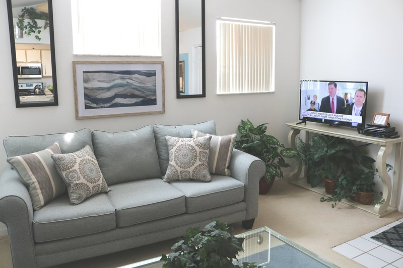 All NEw family room, flat screen TV's new couches - this home has it all!