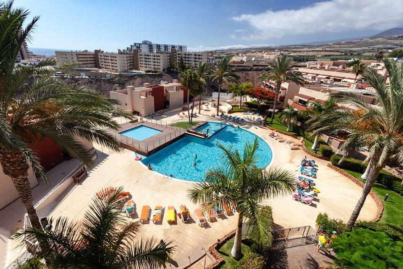 Apartamento Paraiso II, vacation rental in Playa Paraiso