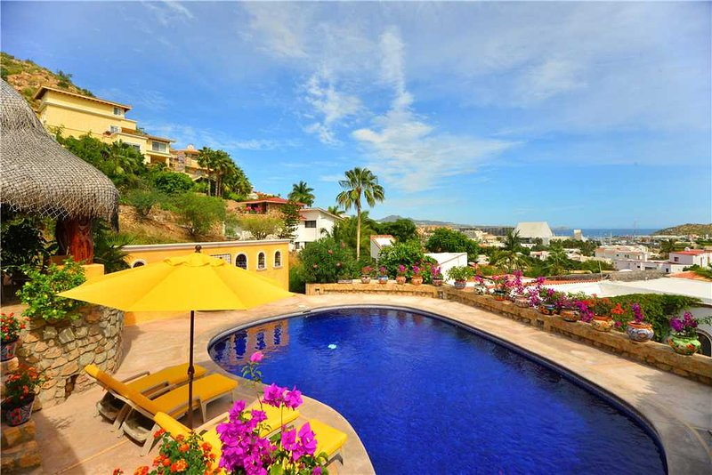 Newly Remodeled & Updated with Excellent Views at Villa Mira Flores!, holiday rental in Cabo San Lucas