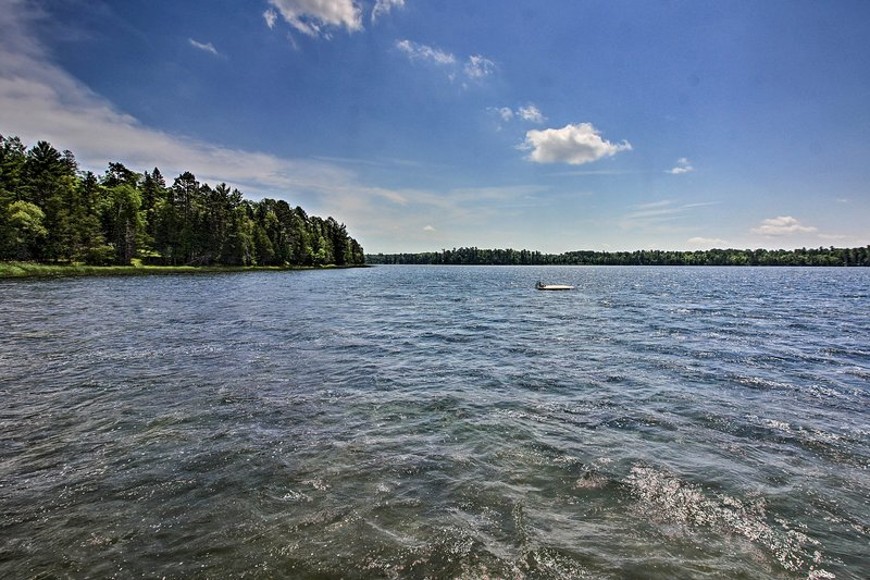 Explore South Twin Lake and the Chippewa National Forest!