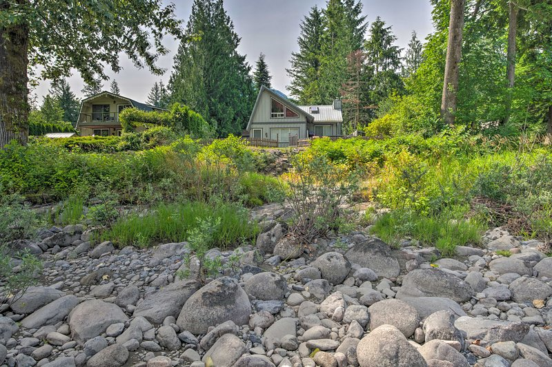 Welcome to your Pacific Northwest retreat!