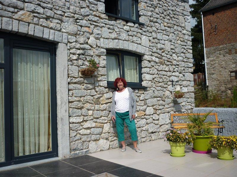 LA GRANGE DE DAVID 5 chambres et 5 salles de bains privées - Access-I, location de vacances à Anthisnes