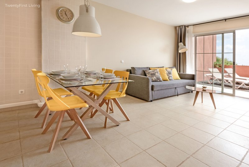 New&Modern Flat with Ocean View & Free Wifi - Sotavento Beach, Costa Calma (Y), vacation rental in Costa Calma