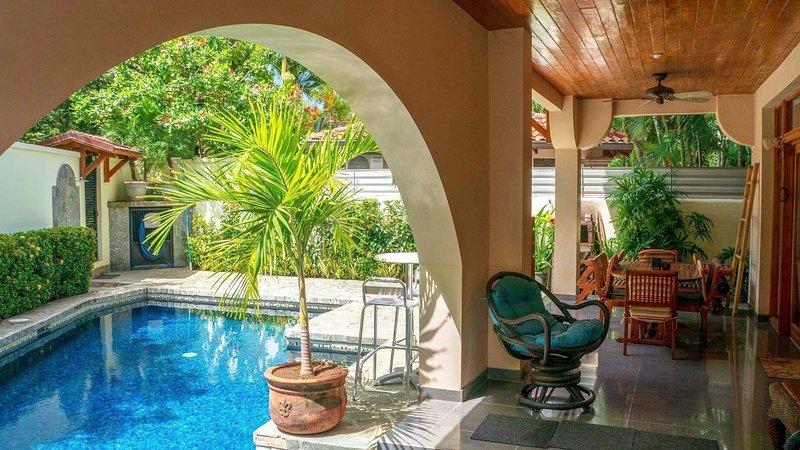 Casa Wasabi Guesthouse, holiday rental in Playa Langosta