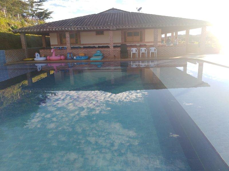 Vacation Home, Gomez Plata , near Medellin, Colombia, holiday rental in Santa Elena