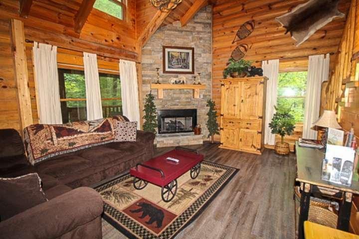 Bienvenue à Haley's Hideaway Homestead, une cabane adorable au cœur des Smoky Mountains!