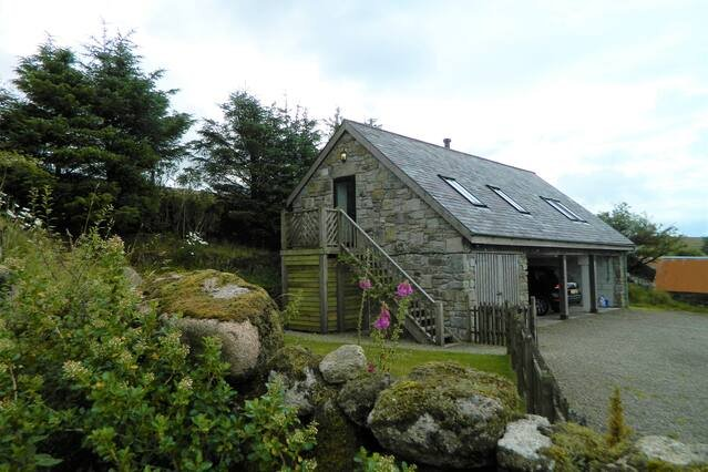 Dartmoor Barn on North Hessary Tor, vacation rental in Horrabridge
