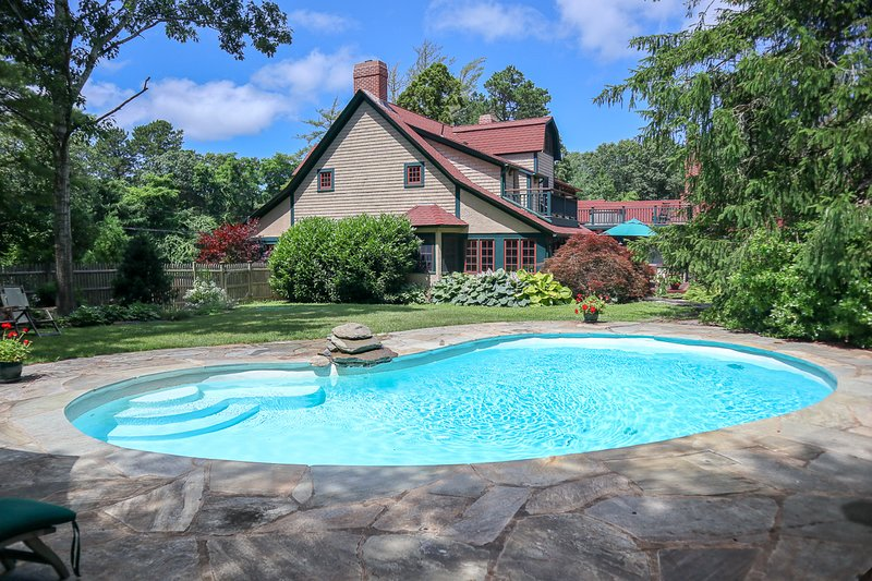 Fabulous pool for family members of all ages