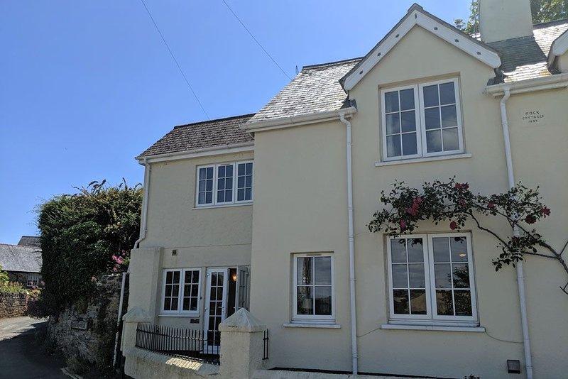 1 Rock Cottage, alquiler vacacional en Stoke Gabriel